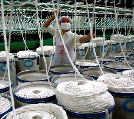 China Investor will establish textile factory in East Java