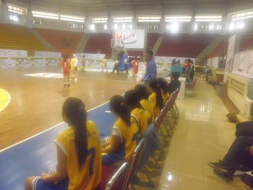 Textile Basketball Team